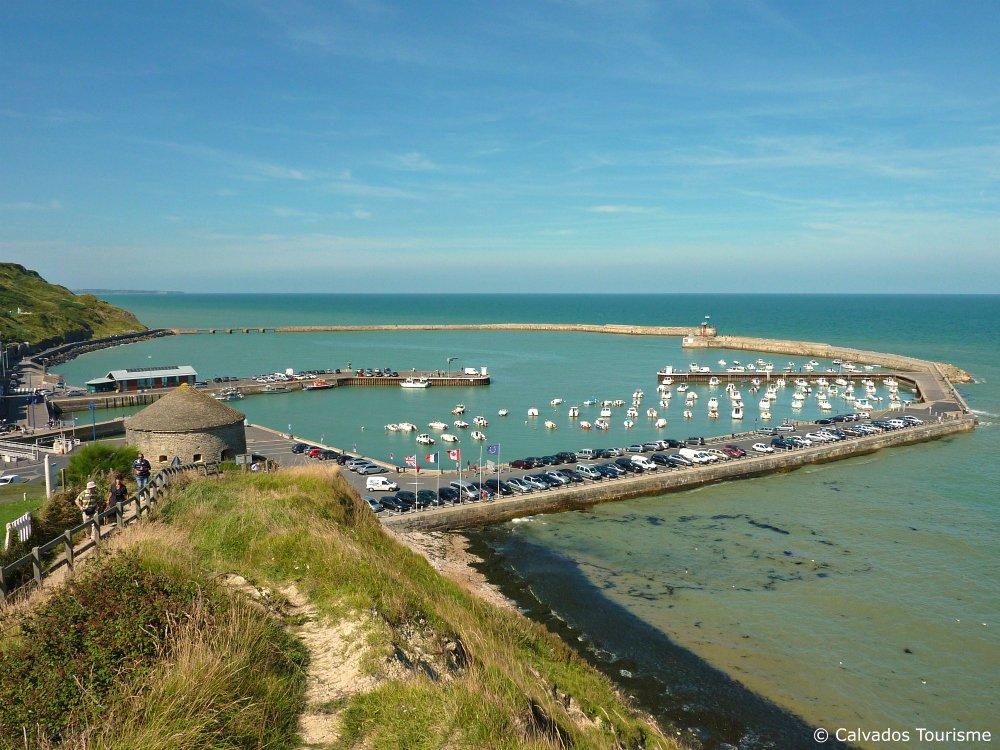 Calvados tourisme calvadostourism twitter - Office de tourisme port en bessin ...