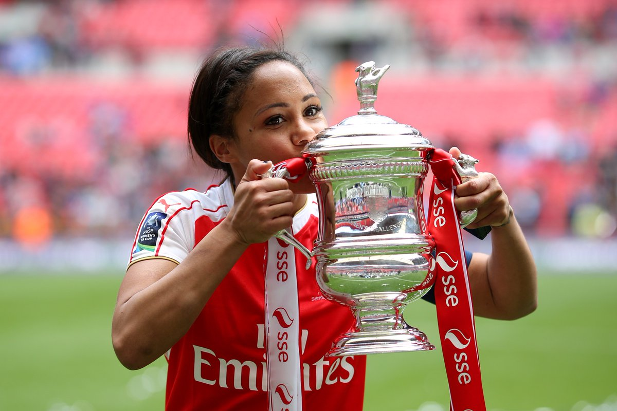 NEWS: Arsenal 'Drop' the Ladies! Have to say we are pretty happy about this! Bravo!