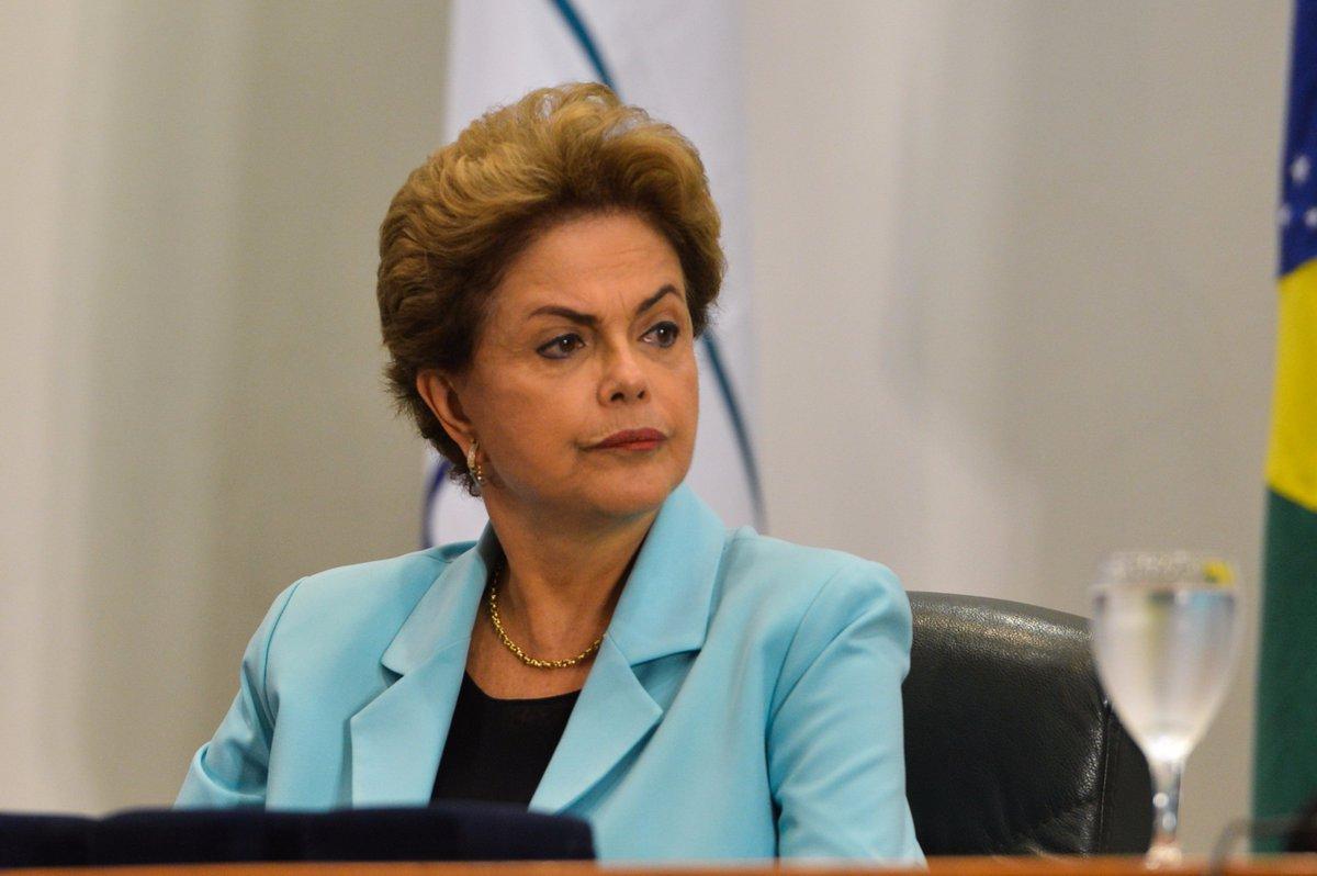 Lava Jato: Dilma depõe como testemunha de defesa da senadora Gleisi Hoffman. https://t.co/3tWOP7R8U6 📸ABr