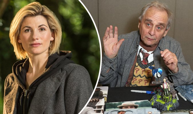 Doctor Who star Sylvester McCoy admits he WASN'T 'keen' on a female Time Lord https://t.co/rYuWisINtP