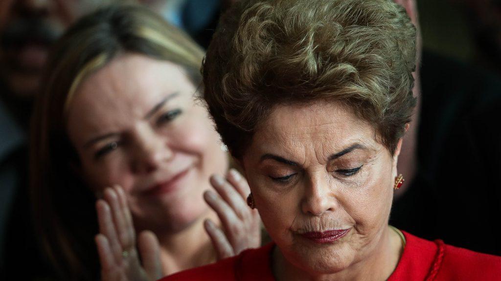 #Opinião | @BlogDoPim: 'Unidas pela propina, Dilma e Gleisi formam uma dupla e tanto' | https://t.co/zd5c7485Ut