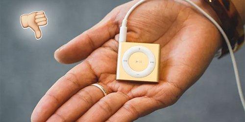 Fim da linha! Apple anuncia fim da venda de iPods bem queridinhos. Saiba mais: https://t.co/54Sg8t83RV