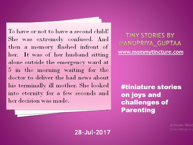 @gayatri_gadre @rohank01 @romspeaks @foodietweeter @Ishieta @sujitrukhsat @Mayuri6 @nehatambe @twinklingtina @NatsCosmicrain #tiniature #TinyStory  #momlife #siblings https://t.co/f5CRSe5nX3