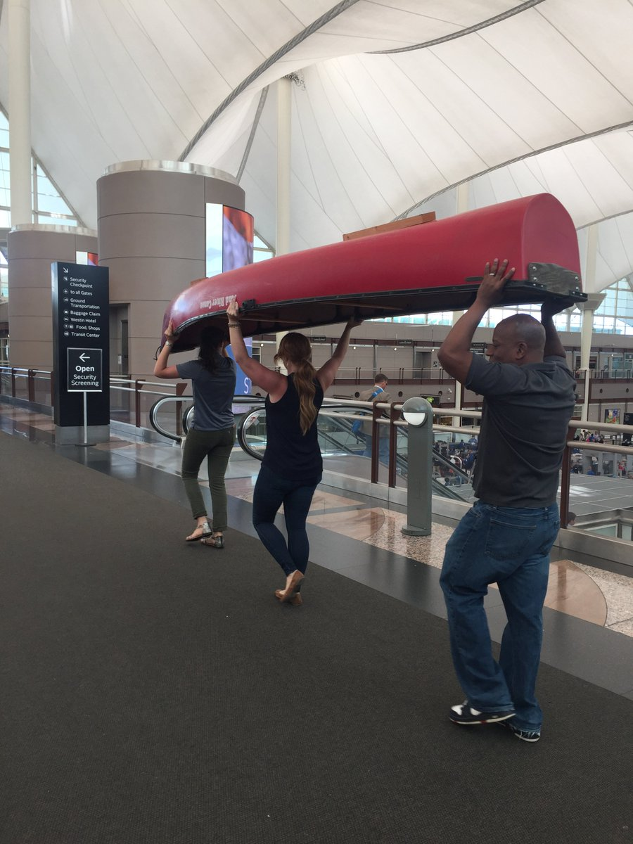 New waterway connectivity at DEN? No, but we will offer fun and free 'Colorado Adventures' Aug. 1-20 https://t.co/frLqQjUE84