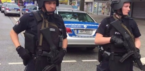 Allemagne: Une attaque au couteau dans un supermarché fait un mort à Hambourg https://t.co/jZ8l0jQQOD