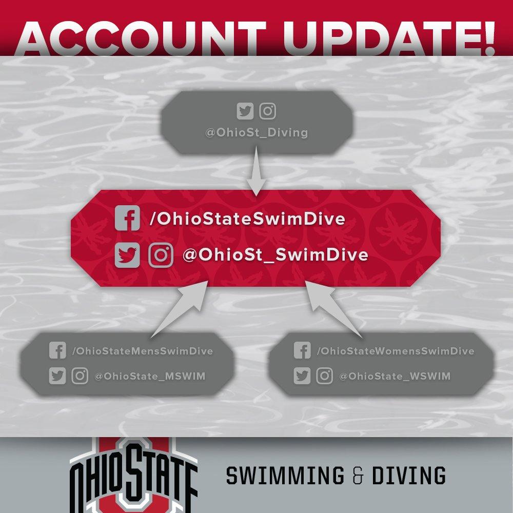 OSU Men's Swim/Dive (@OhioState_MSwim) | Twitter