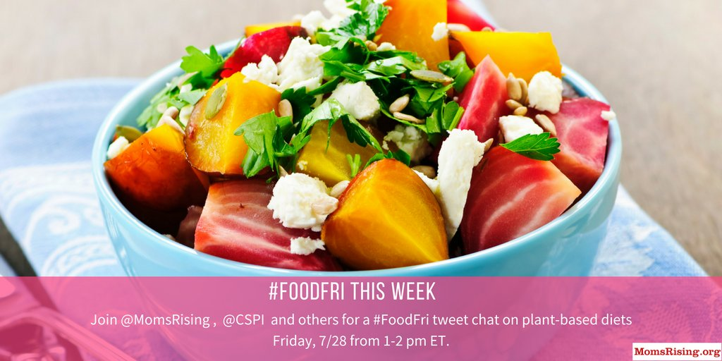 Thumbnail for #FoodFri: Plant-Based Diets (7/28/17)