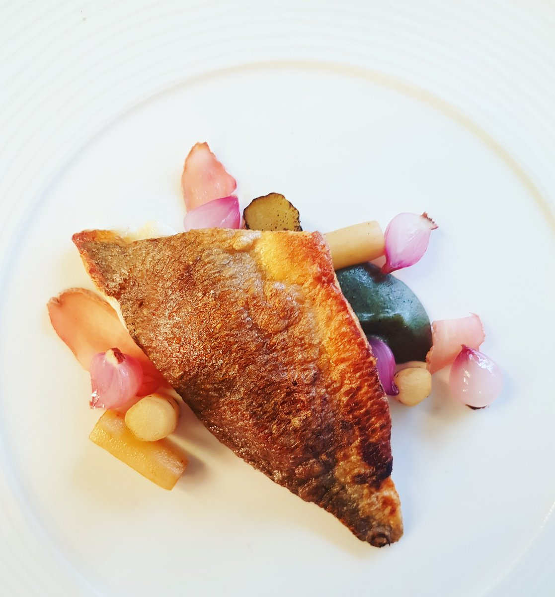 How to pickle bream