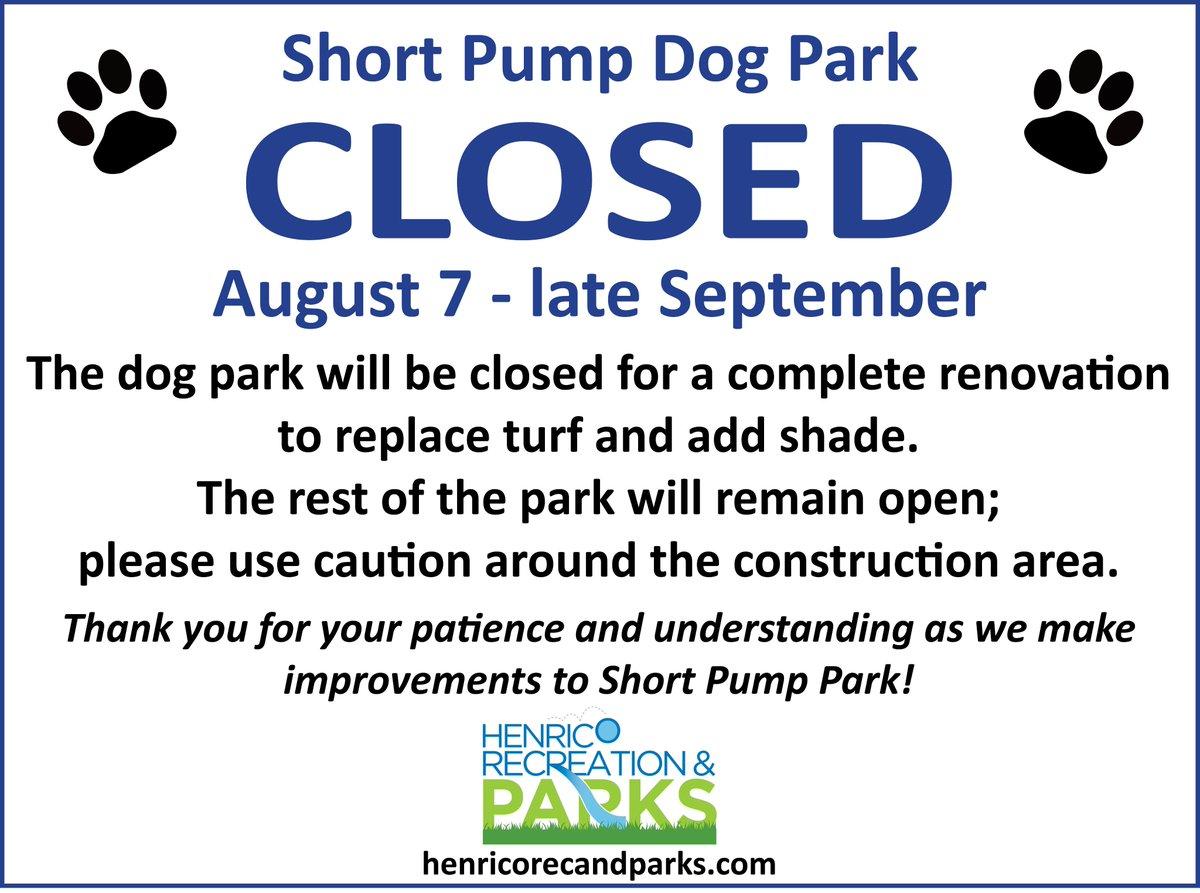 Henrico Dog Parks