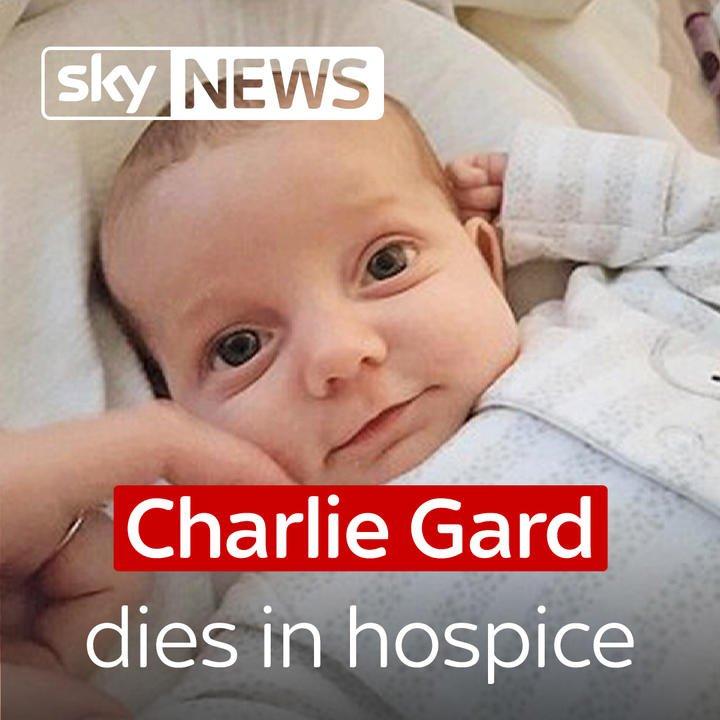 Terminally Ill Baby Charlie Gard Dies Amid Legal Dispute Baaz