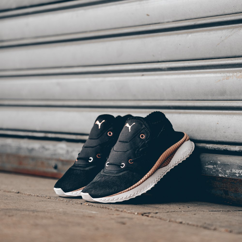 puma tsugi rose gold