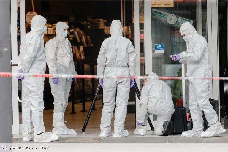 Hambourg: l'auteur de l'attaque au couteau originaire des Emirats https://t.co/2x2jYTv0pF