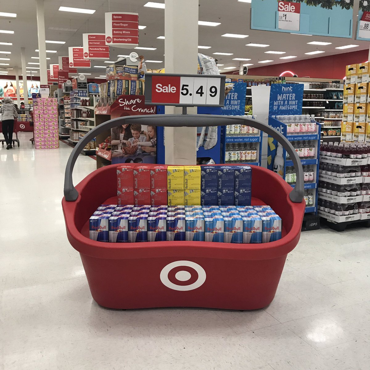 giant target market Target will create a more guest-centric experience by tailoring its assortment and offering more locally relevant products, with demographics, climate, location and other guest-led factors driving merchandising decisions.