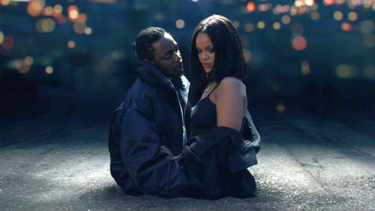 Kendrick Lamar Loyalty Music Video ft. Rihanna 4