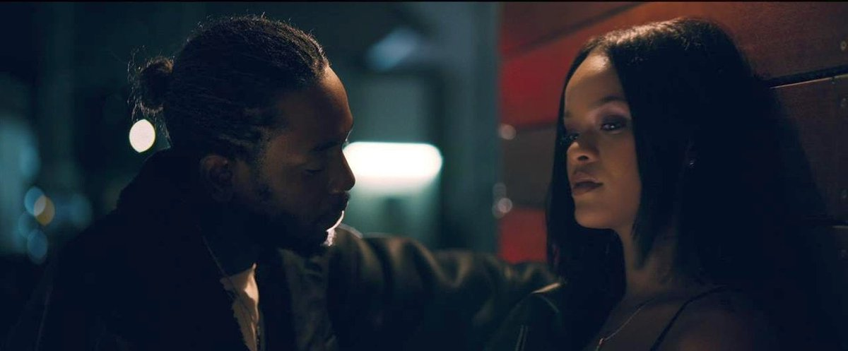Kendrick Lamar Loyalty Music Video ft. Rihanna 5