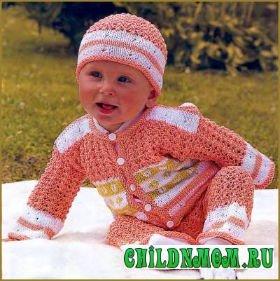 вязание спицами сапожек для детей с описанием