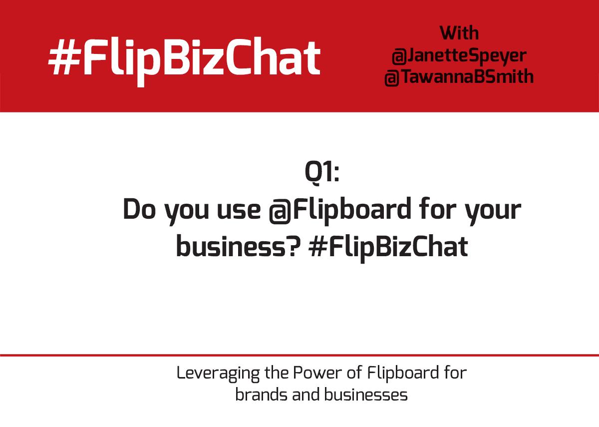 #FlipBizChat