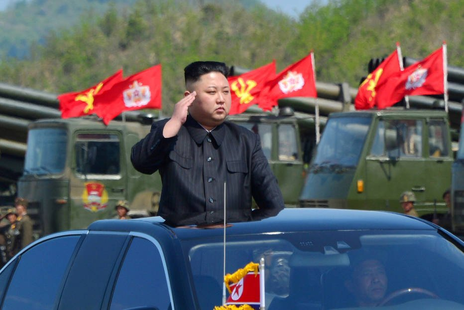 Kim Jong-Un diz que 'todo território dos EUA' está ao alcance de seus mísseis https://t.co/G3xZqi0GVU