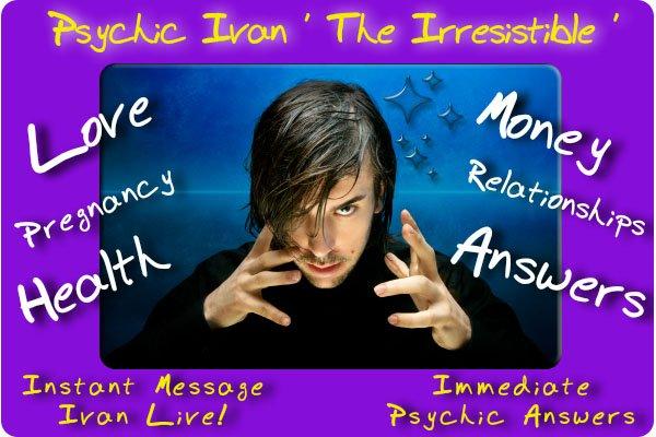 Psychic Ivan I on Twitter: