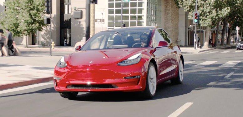 Tesla Model 3 News on Twitter: