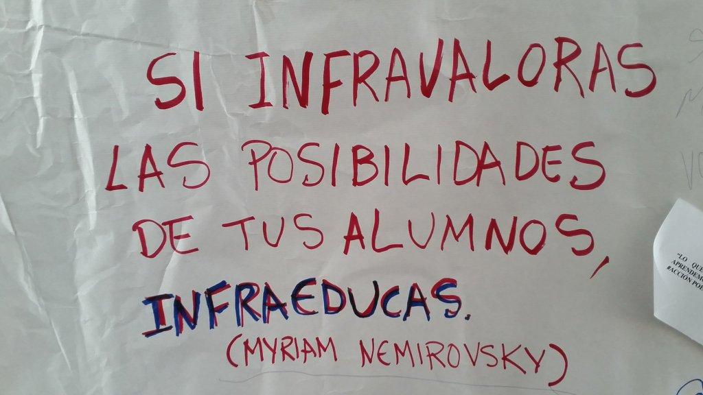 "FormaciónIB on Twitter: ""Ha fallecido Myriam Nemirovsky. Nos deja este mensaje #eabe18 #eabelatam siempre será nuestro lema. @eabe18 @EABE2017 lo vimos en @EABE16… https://t.co/sv8erzDfye"""