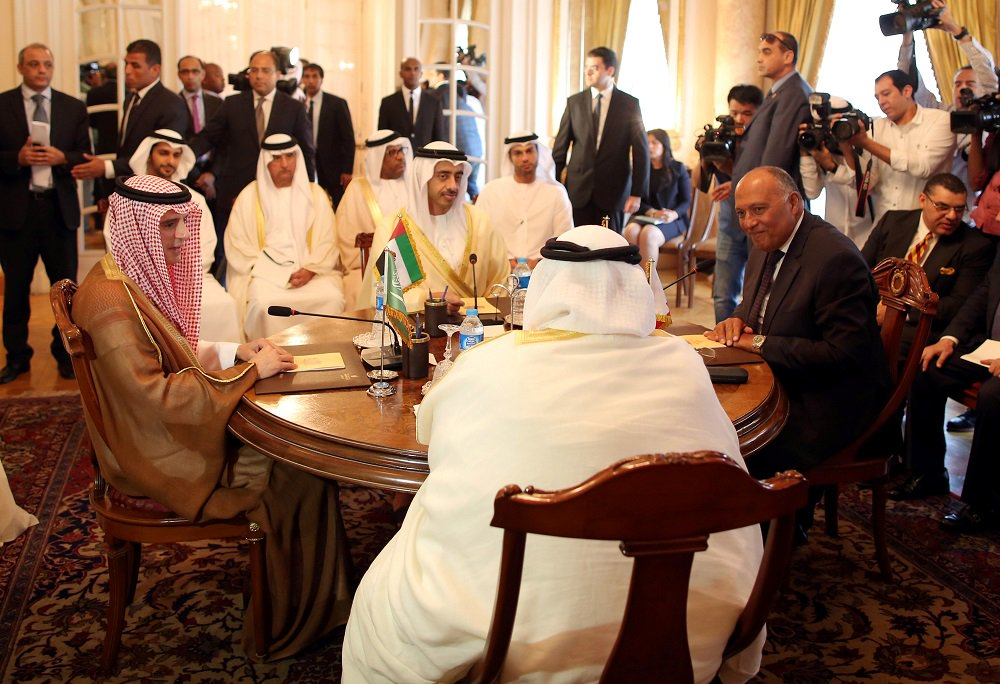 Arab foreign ministers to meet in #Bahrain over #QatarCrisis https://t.co/sPxTSNrp4R