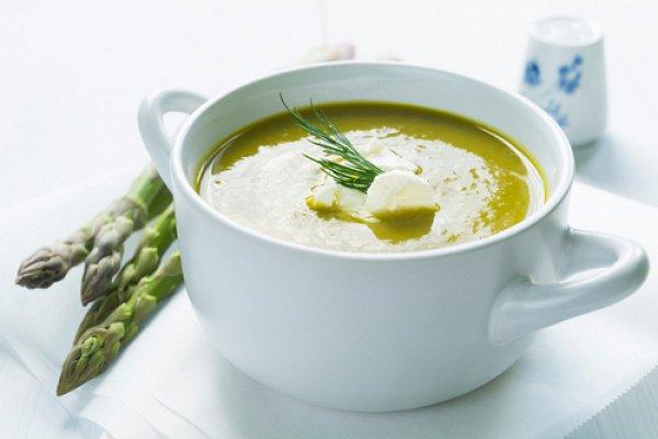 Крем суп из шампиньонов фото рецепт