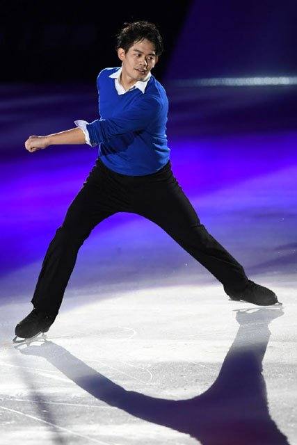 【THE ICE】#小塚崇彦(写真:坂本清) #figureskate #フィギュアスケート #THEICE