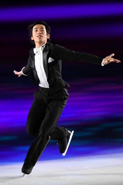 【THE ICE】#織田信成(写真:坂本清) #figureskate #フィギュアスケート #THEICE