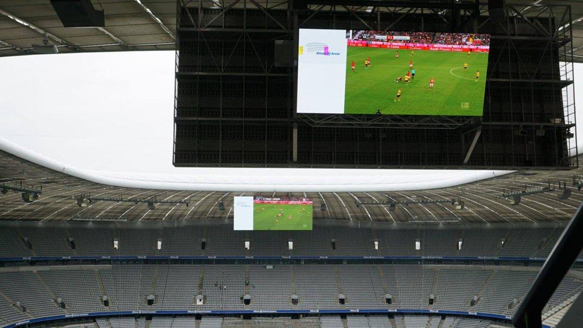 Fc Bayern München On Twitter Der Umbau Der