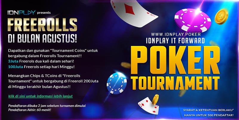Idnplay Poker On Twitter Tournament Coins Idnplay Poker Indonesia Idnplaypoker Idnplay Poker