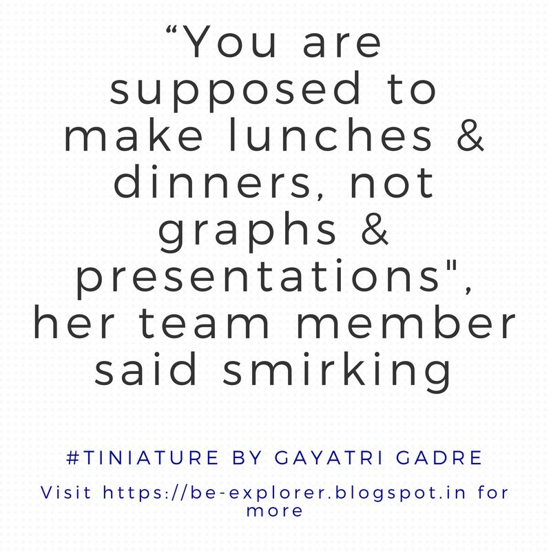 #Tiniature.  To participate- 1.RT 2.reply with ur #TinyStory 3.use #Tiniature #tinystories #microstories #tinytales #amwriting #BeingAuthor https://t.co/cHXSrgO14e