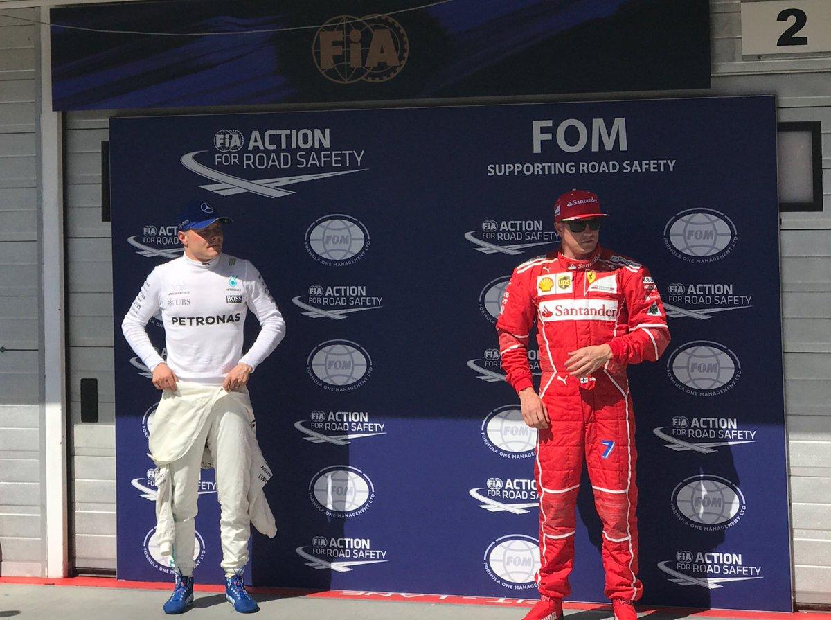 Mercedes-Benz, Valtteri Bottas, Formula 1 and 2 others