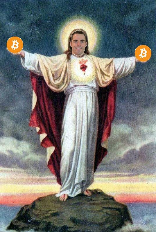 bitcoin jézus