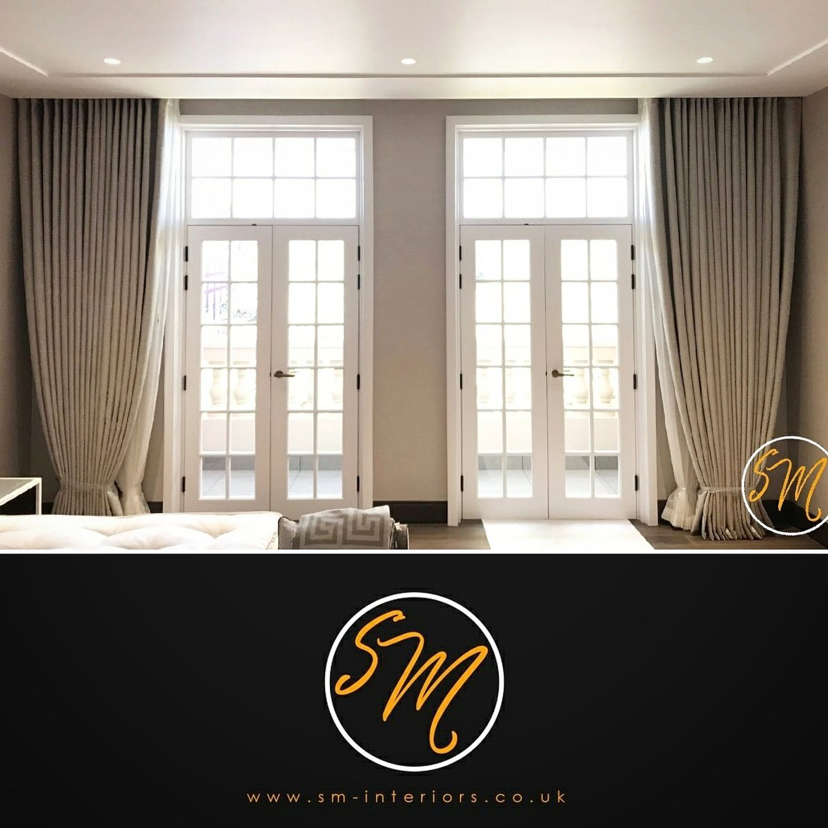 Follow The Beautiful SMInteriors On Instagram Sminteriors InteriorDesign Expertsspecialist In Bespoke Blinds Curtains Furniturepictwitter