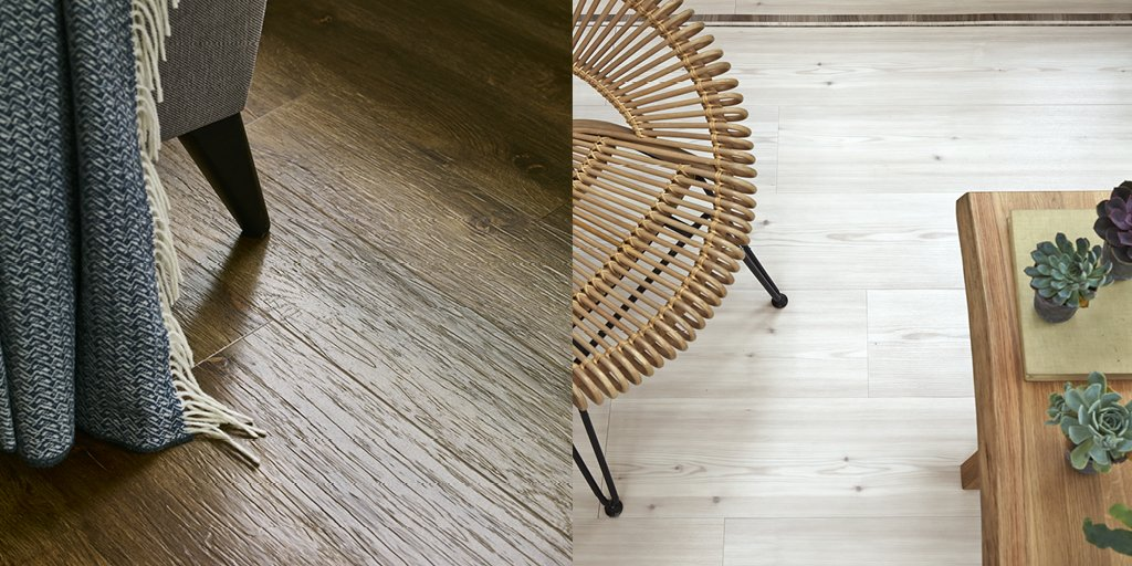 We pride ourselves on creating outstanding quality flooring with a true authentic wood appearance. #ChooseAmtico