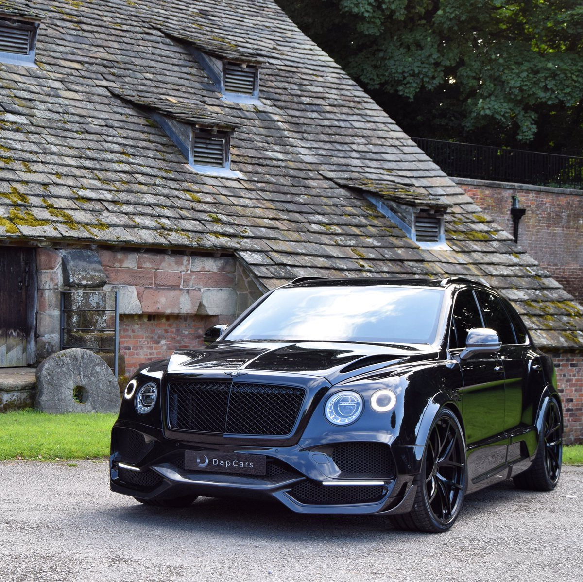 """Bentley Suv 4x4 Concept 2007: DAP Cars Ltd On Twitter: """"We Are Pleased To Announce The"""
