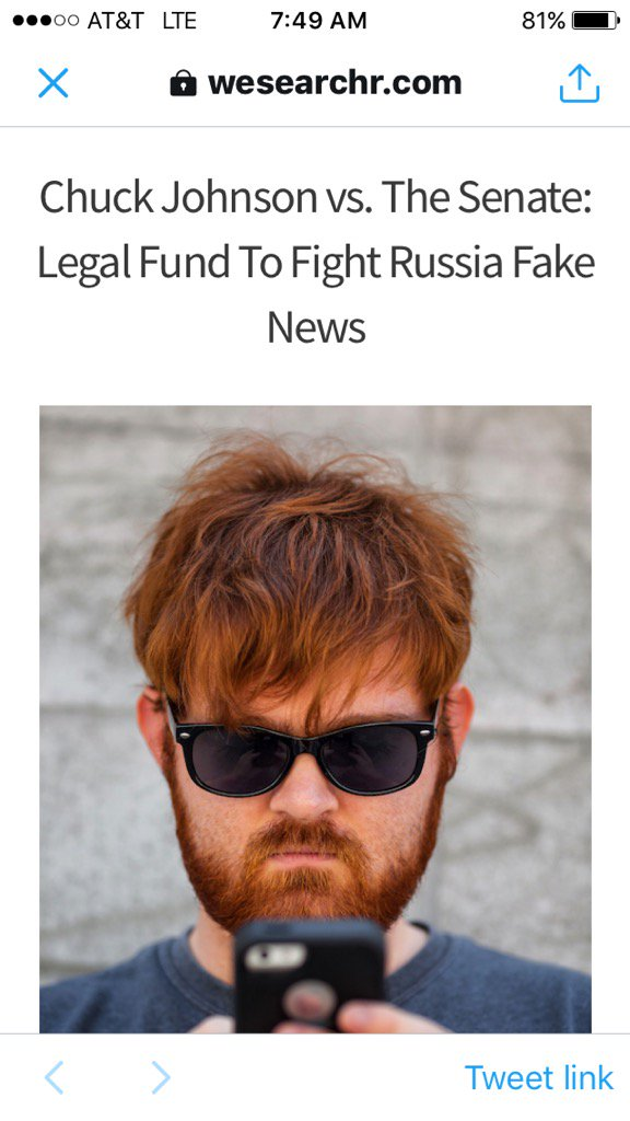 Oh, and Chuck has set up a legal defense fund. In case you want to help out.