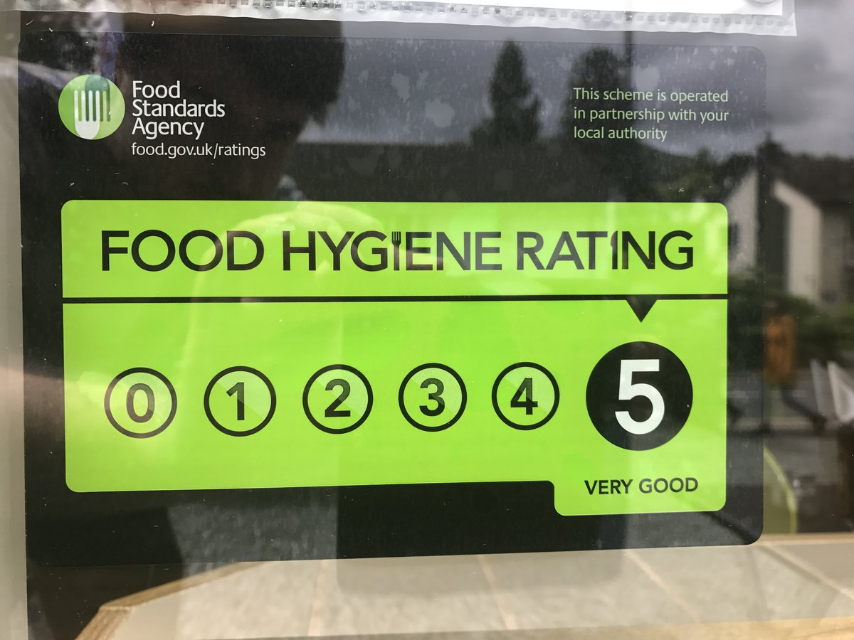 Freshers Café On Twitter The New Food Hygiene Certificate
