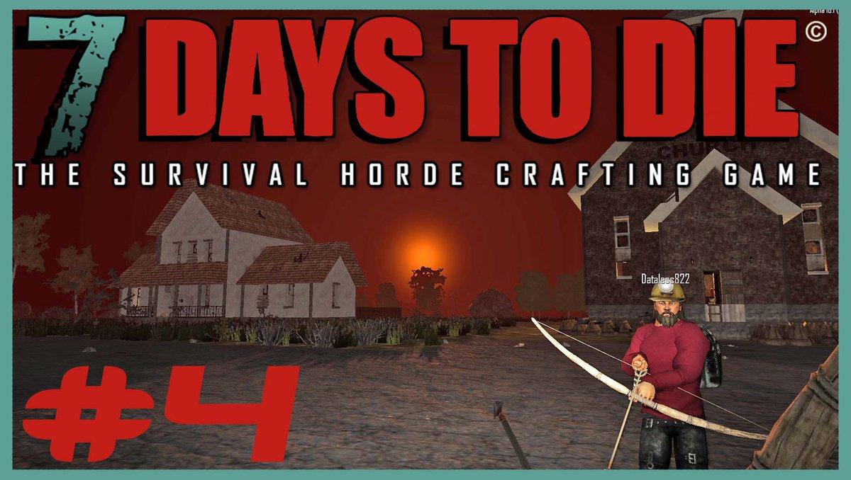 7 days to die multiplayer crack alpha 4
