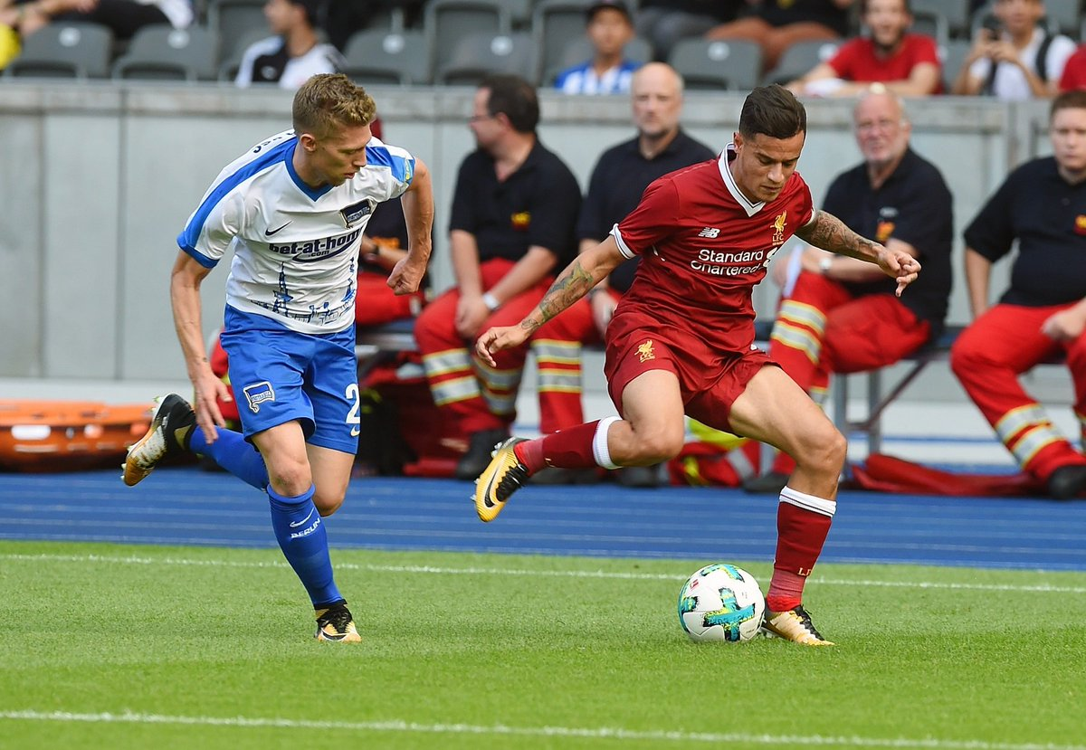 Hertha BSC vs Liverpool Highlights