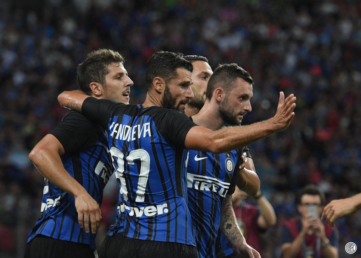 CHELSEA-INTER 1-2: Spalletti batte Conte e vince la International Champions Cup Singapore