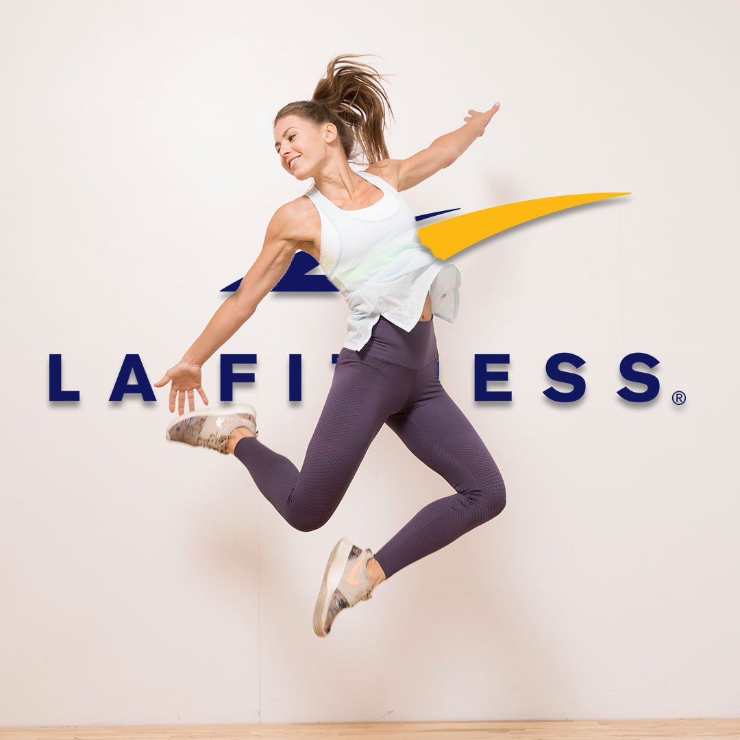 La Fitness With Towel Service: LA Fitness (@LAFitness)