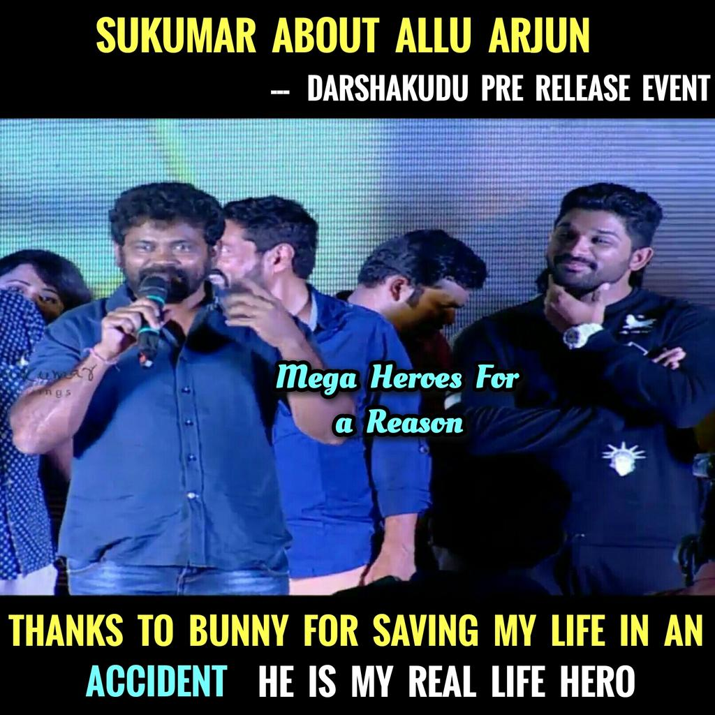 MegaHeroesForaReason On Twitter Proud Of You AlluArjun - 29 real life heroes