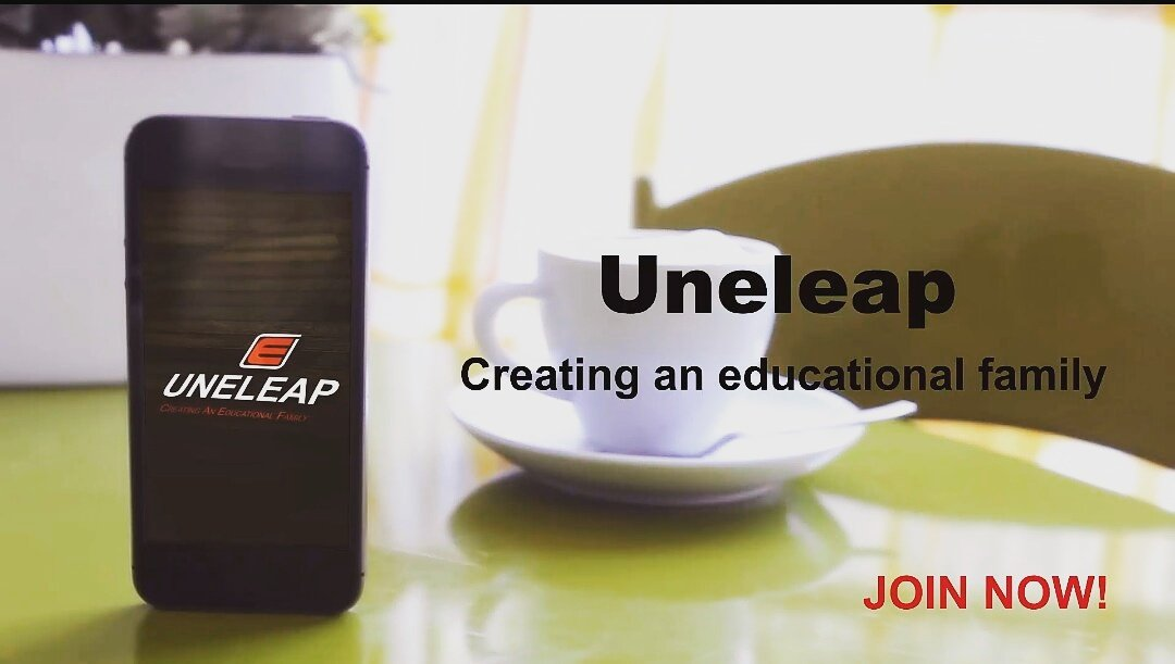 Helping students prepare for tomorrow. Kindly join and register before its launch at  http://www. uneleap.com  &nbsp;     #Uneleap #twitter #weekend<br>http://pic.twitter.com/z9ELvsrErL