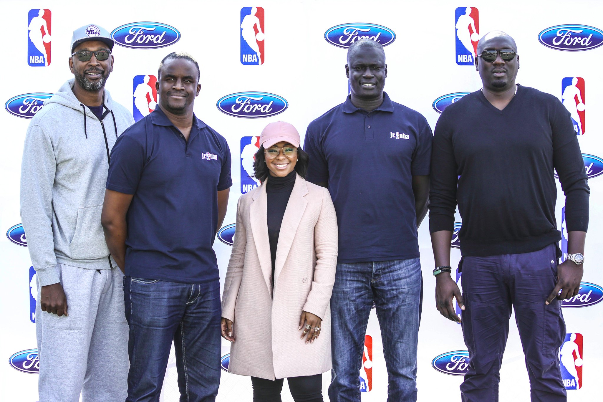 """NBA Africa on Twitter """"Thank you NBA Legend Lionel Simmons"""