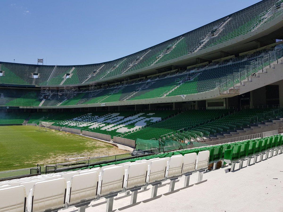 Стадион бетиса фото