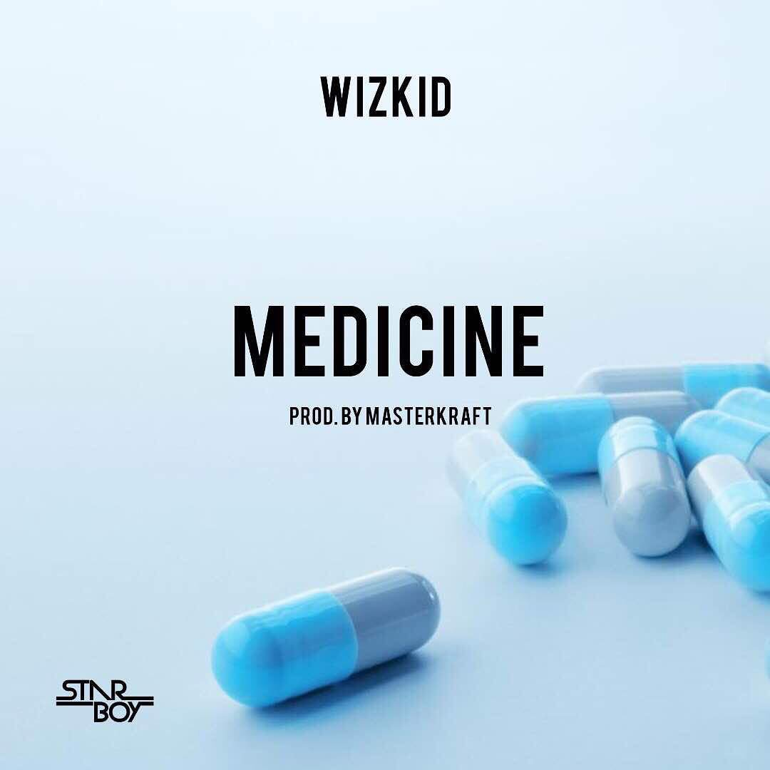 As headache dey do me so make i just take #Medicine @wizkidayo the healer. Gbedu for years
