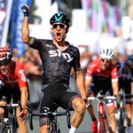 I don't want this July to end! 🔥🔥🔥Thanks @TeamSky for an amazing support! @dklasikoa #allezKwiato 📸 https://t.co/kY93SX8Uqa