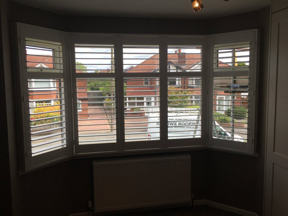 Absolute Plantation Shutters On Twitter Before After Of